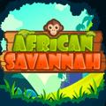 Afrikanske Savanne