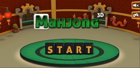 BilledeMahjong 3D